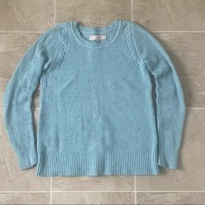 Loft cotton wool blend sweater